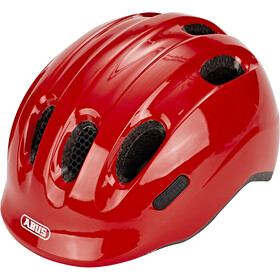 ABUS Smiley 2.0 Casco Bambino, sparkling red